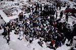 Excavation Participant Group Picture by Heshbon Expedition