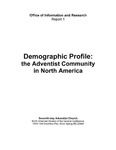 Demographic Profile: the Adventist Community in North America