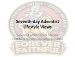 Seventh-day Adventist Lifestyle Views