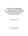Church Leadership in a Multicultural World