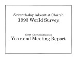 Seventh - day Adventist Church , 1993 World Survey