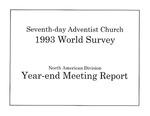 Seventh - day Adventist Church , 1993 World Survey