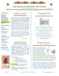 2007 December Newsletter