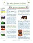 2008 January Newsletter