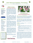 2008 July Newsletter