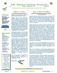 2008 September Newsletter