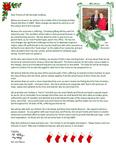 2008 Christmas Newsletter