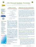 2009 January Newsletter