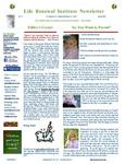 2009 March Newsletter