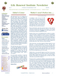 2009 May Newsletter