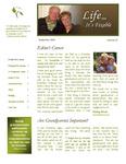 2009 September Newsletter