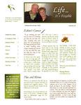 2009 October November Newsletter