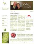 2009 November Newsletter
