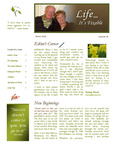 2010 March Newsletter