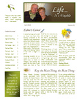 2010 April Newsletter