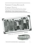 Summer Camp Research Camper Survey