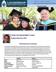 Leadership Department Newsletter - April 2013
