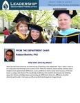 Leadership Department Newsletter - June 2013