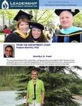 Leadership Department Newsletter - July 2014