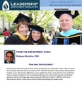 Leadership Department Newsletter - June 2013