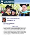 Leadership Department Newsletter - July 2013 by Andrews University
