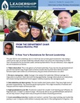 Leadership Department Newsletter - January 2014 by Andrews University