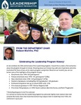 Leadership Department Newsletter - March 2014