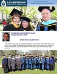 Leadership Department Newsletter - May 2014