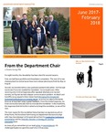 Leadership Department Newsletter: June 2017 - February 2018 by Andrews University