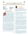 2007 July-Newsletter