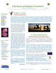 2008 March-Newsletter