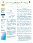 2009 January-Newsletter