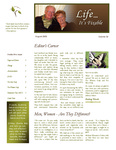 2009 August-Newsletter