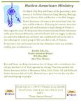 2010 February-Newsletter by Nancy Rockey