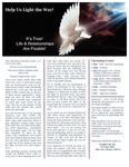 2013 April Newsletter by Nancy Rockey