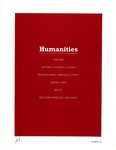 Humanities, Stem, Social Sciences by Christian Bacchiocchi, Pedro Navia, Duane McBride, Katelyn Ruiz, and Douglas A. Jones