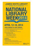 National Library Week 2014