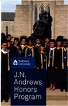 J. N. Andrews Honors Program Brochure