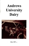 Andrews University Dairy Pamphlet