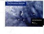 The Education Rethink 2010-2011 Calendar