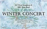 Winter Concert: Andrews University Wind Symphony & SMC Brass Band by Alan Mitchell