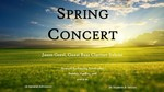 Wind Symphony Spring Concert by Alan Mitchell
