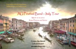 AU Festival Band - Italy Tour by Department of Music