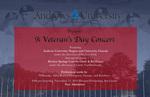 A Veteran's Day Concert