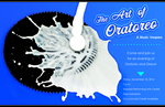 Art of Oratorio - A Music Vespers by Department of Music