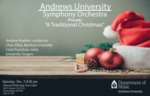 """A traditional Christmas"" AU Symphony Orchestra"
