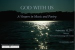 God with us - A vespers in Music and Poetry