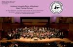 AU Band & Keyboard Music Festival Concert