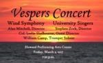 Festival Vespers Concert