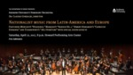 AU Symphony Orchestra - Nationalist Music from Latin-America and Europe